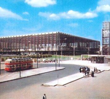 Il Palazzo Del Lavoro a Torino Finalmente Tutelato