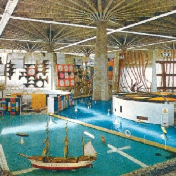 Un Masterplan Per Accompagnare La Riqualifica Del Palazzo Del Lavoro