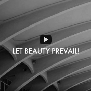 Let beauty prevail!