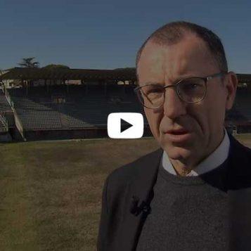 Francesco Romeo about Stadio Flaminio Conservation Plan