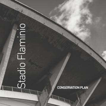 The conservation plan for the StadioFlaminio by Pier Luigi and Antonio Nervi is now online!